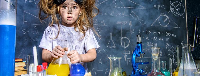 Wie bekommst du ein Kind zum Lernen